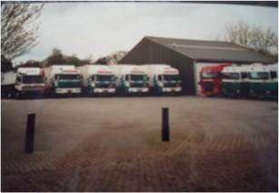 Loods Capellestraat 1995